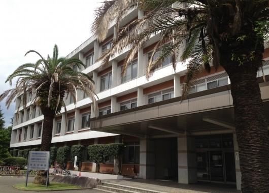 会場の熊本大学